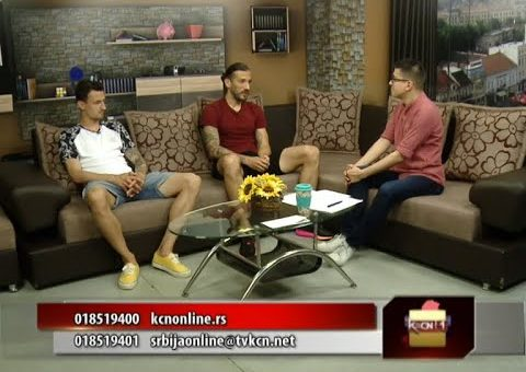Srbija online – Vukadin Vukadinovic i Nikola Vujadinovic (TV KCN 22.07.2021)