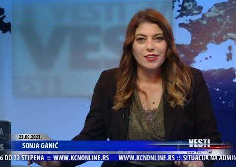 Casica razgovora – Angelina Petrovic – pisac ( TV KCN 23.09.2021.)