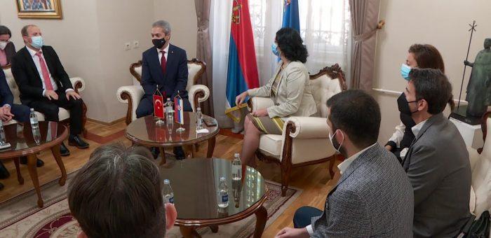 Info – Turski ambasador u poseti Nišu (TV KCN 23.09.2021)