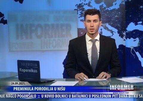 Informer – (TV KCN 24.09.2021)