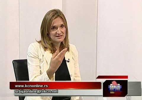 Srbija online – Doc. dr Natasa Simeunovic Bajic, rekreakta (TV KCN 23.09.2021.)