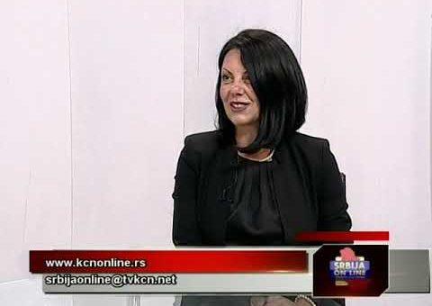 Srbija online – dr Danijela Manic, dir. VS vazduhoplovne akademije (TV KCN 15.09.2021)