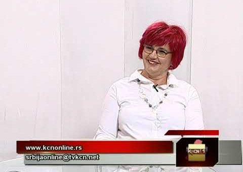 Srbija online – dr Dragana Latkovic (TV KCN 15.09.2021)