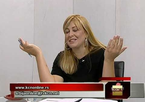 Srbija online – Marija Batinica, Fondacija Divac (TV KCN 23.09.2021.)