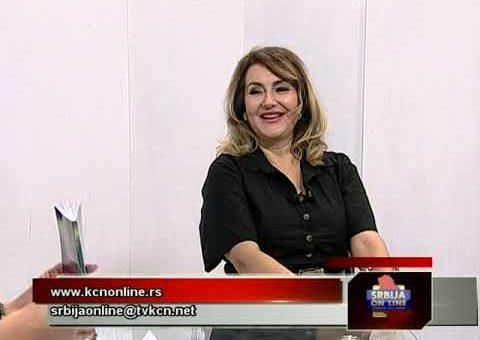 Srbija online – Violeta Dimitric, autor i voditelj (TV KCN 15.09.2021)